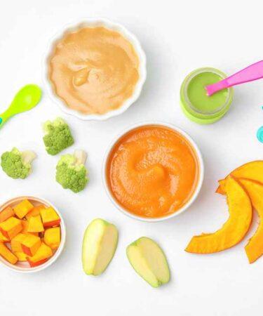 makanan bayi Makuku